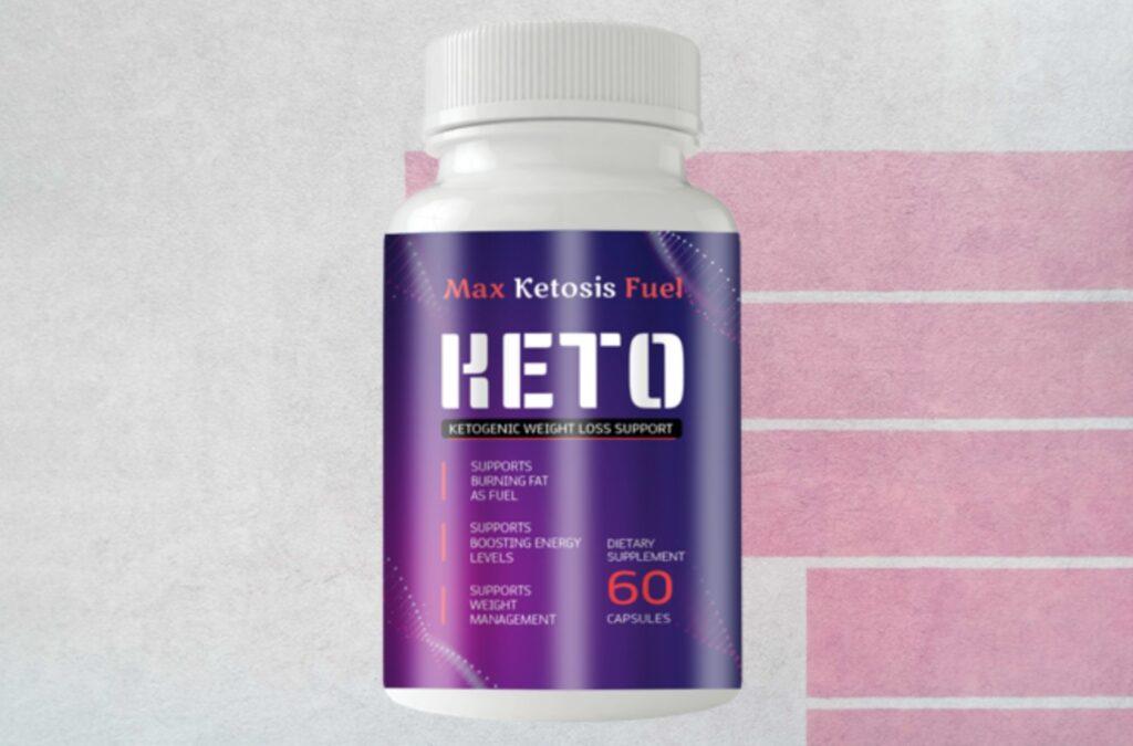 Max Ketosis Fuel